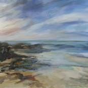 Rock Pools - Acrylic