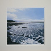 Sparkling Waters, Trebetherick Point - Print